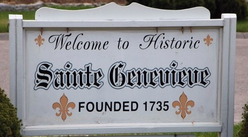 about the sainte genevieve county library
